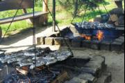 Piknik grillowy OG SEP w Leśnicy